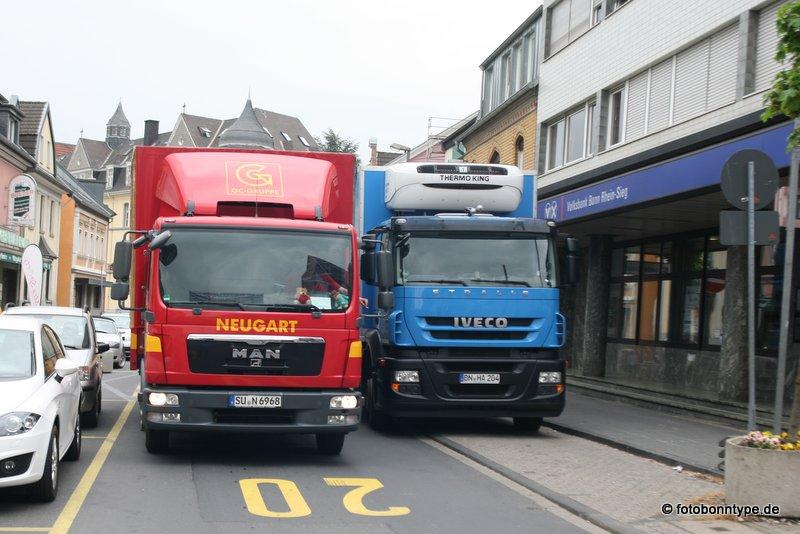 Fahrradfahrer sollen in beiden Richtungen fahren dürfen - Lebensgefährlich!