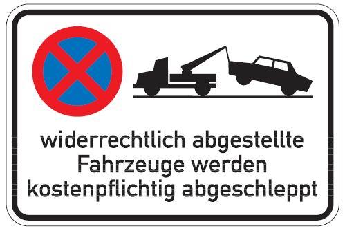 Aufhalten: Ja Parken und Einkaufen: Nein Das ist doch irre!