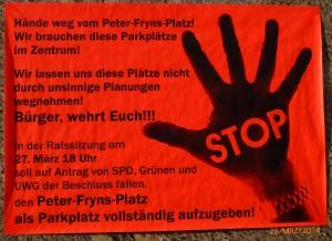 Plakat_Hände_weg