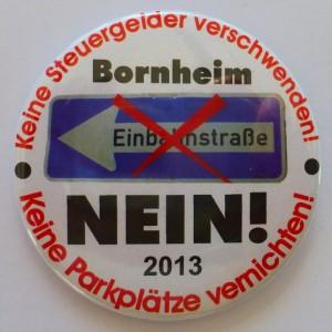 Anstecker_Einbahnstrasse_Nein