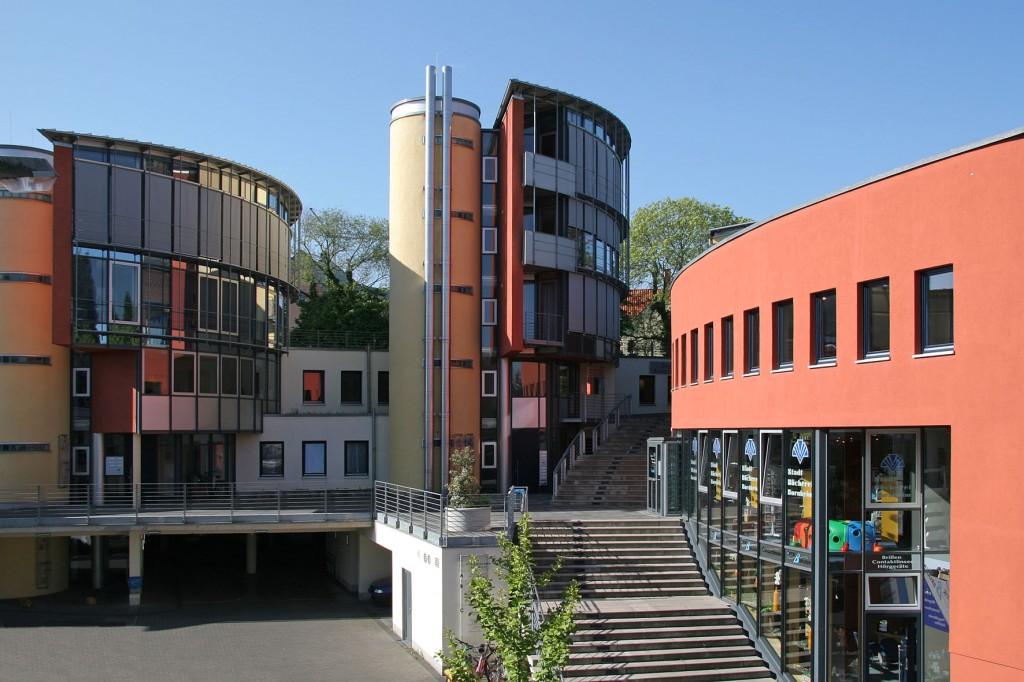 Bornheimer Servatiuscenter, Servatiusweg 19-23