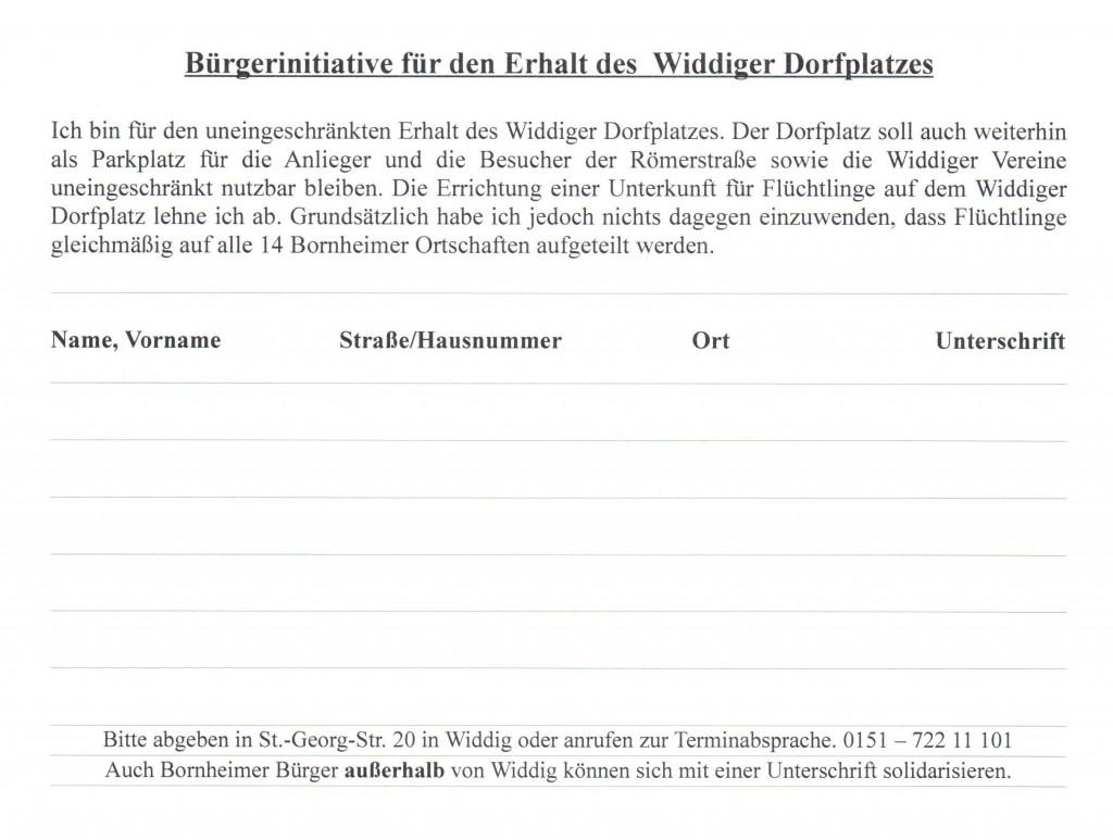 Unterschriftenliste_6_Dorfplatz