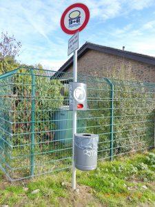 Rührend: Umweltschutz gegen Hundehäufchen - Gülleaustrag und Versickerung von hoch belastetem Rheinwasser kein Problem.